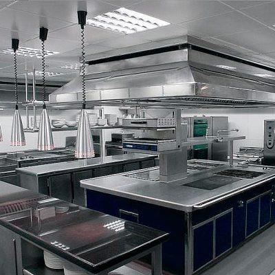 Maquinarias Cocinas
