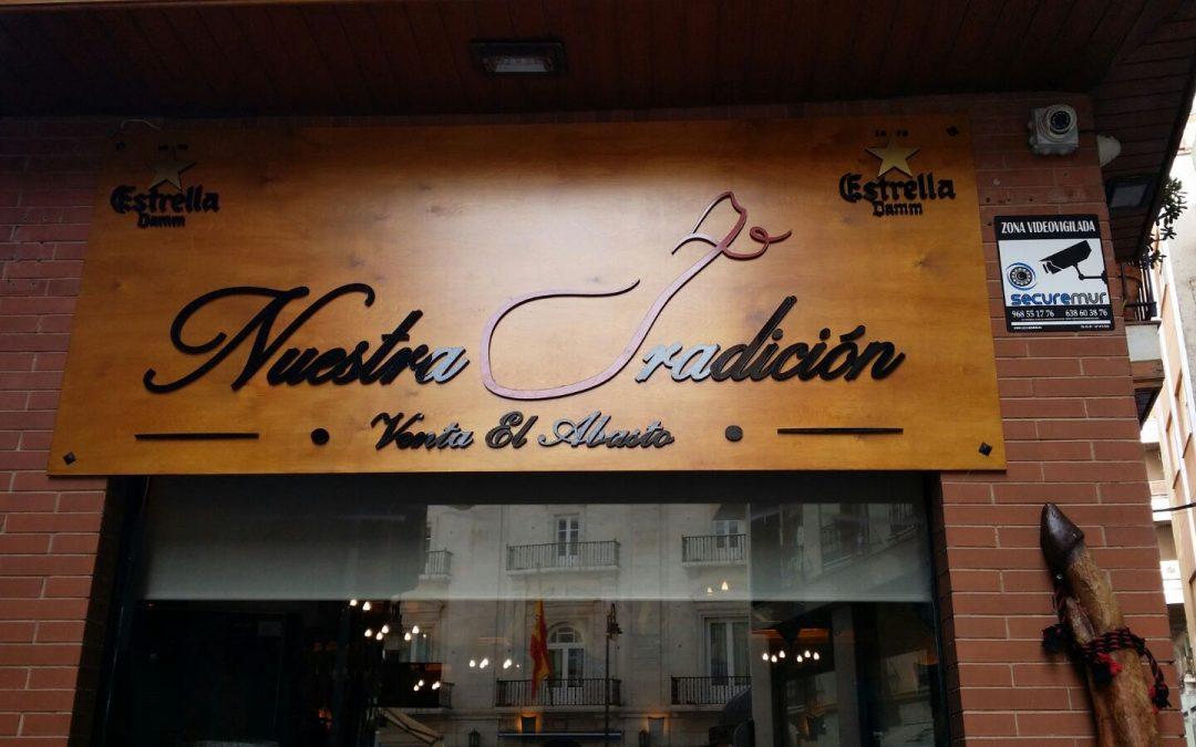 Nuestra Tradición, nueva instalación en Cartagena