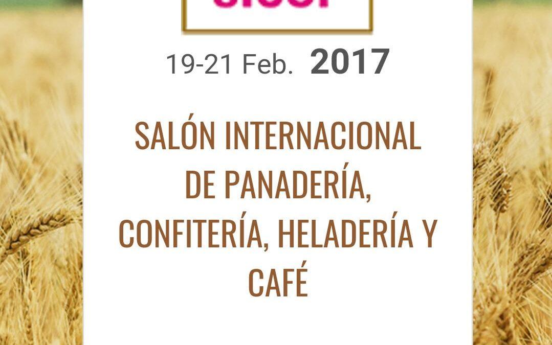 INTERSICOP. Feria de panadería, equipamientos y materias primas para repostería