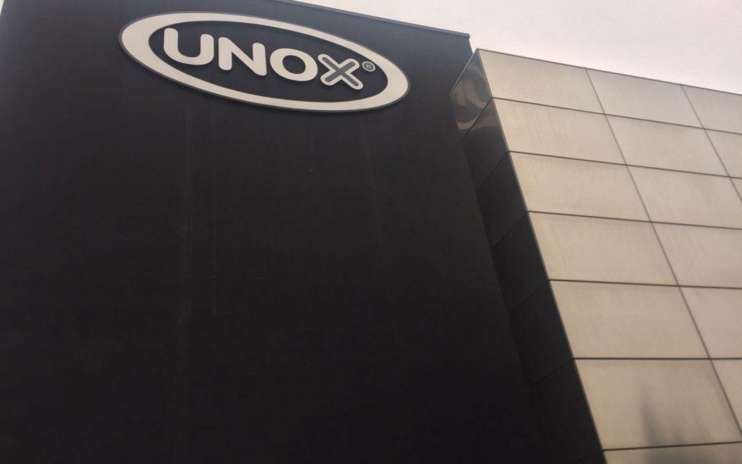 Visitamos UNOX, uno de nuestros principales proveedores de hornos, en Italia