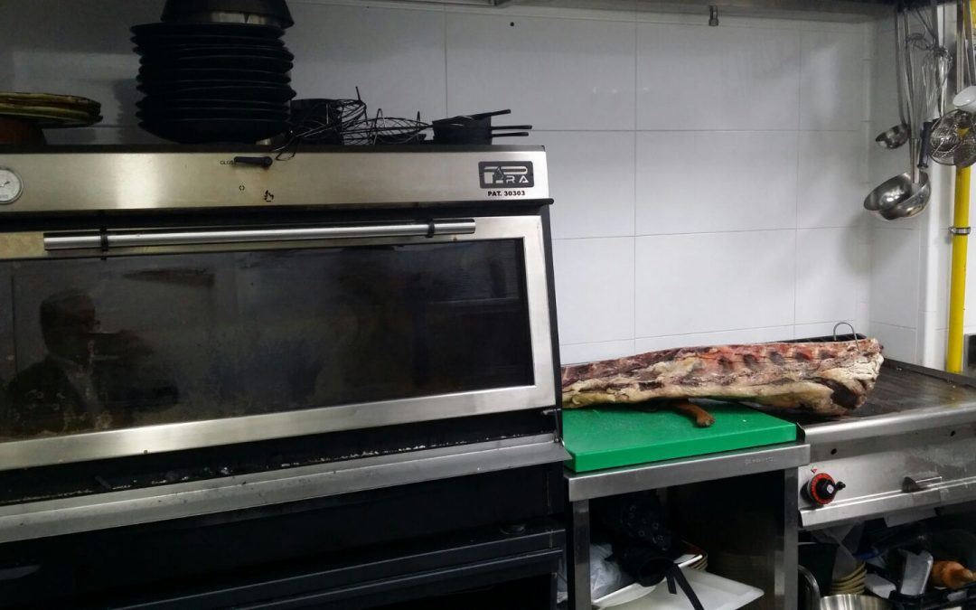 Asador La Pilar. Noticia importante