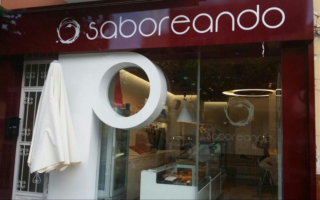 Pastelería «Saboreando», en Calasparra