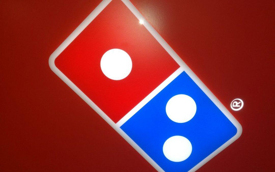 Nuevo Domino's Pizza en C.C. El Tiro (Murcia)