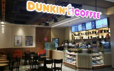 Dunkin' Coffee: Nueva apertura en C.C. Nueva Condomina (Murcia)