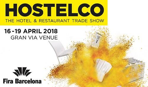 Feria HOSTELCO 2018, en Barcelona