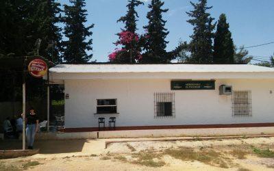 Merendero «El Palomar», en Algezares