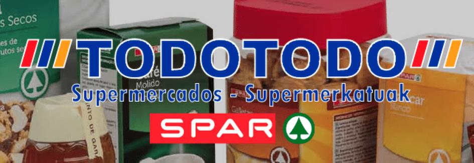 Maquinaria de supermercado TodoTodo