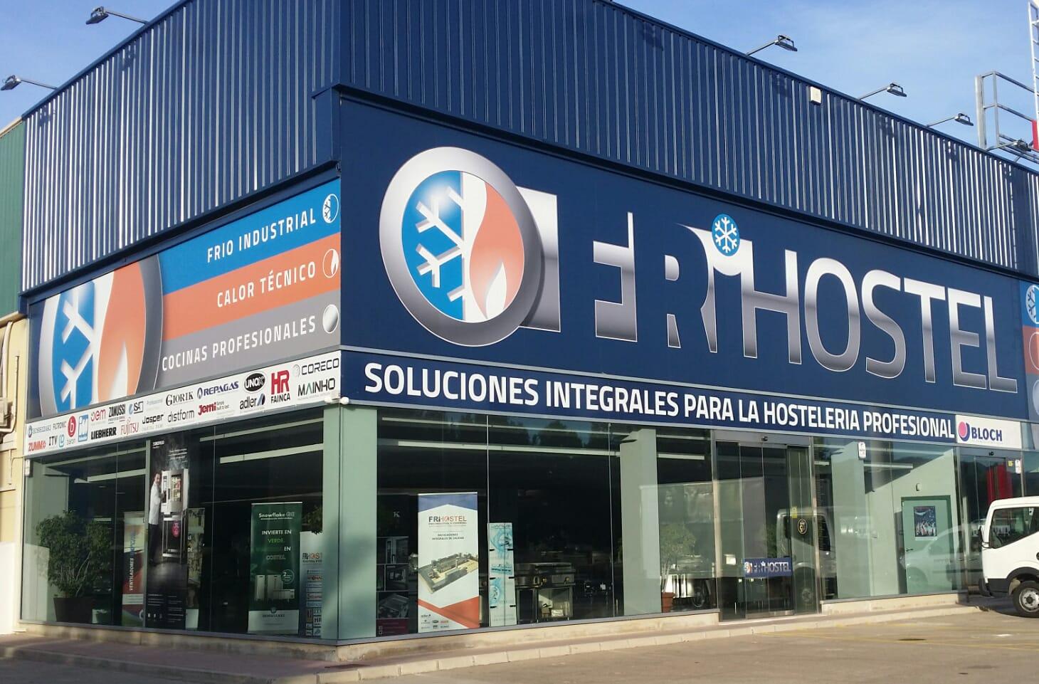 Somos distribuidores de maquinaria industrial de hostelería